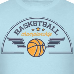 Basketball Champioship - Men's T-Shirt