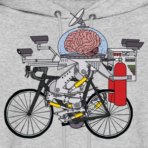 Brain Bike, Cyclist of the year 3000 Hoodies - Men's Hoodie
