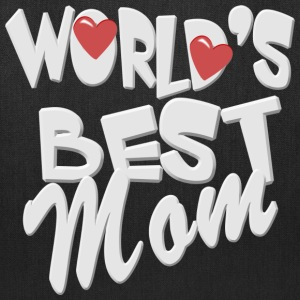 World's Best Mom Tote Bags - Tote Bag