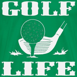 Golf Life 10  - Men's Premium T-Shirt