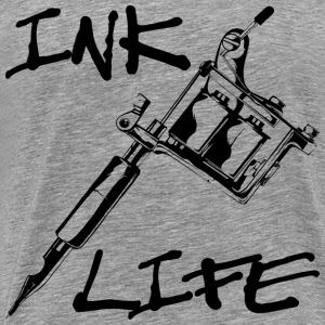 Tattoo Ink Life  - Men's Premium T-Shirt