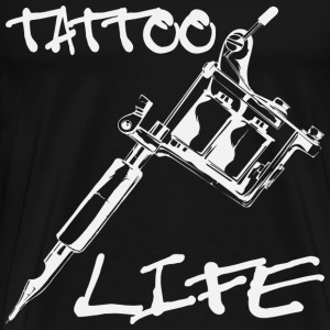 Tattoo Life  - Men's Premium T-Shirt