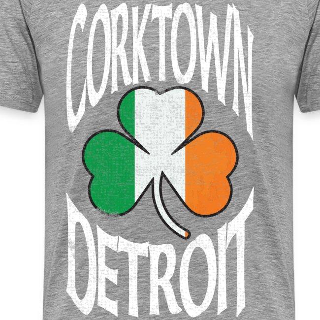 Men's Detroit Corktown - Heather