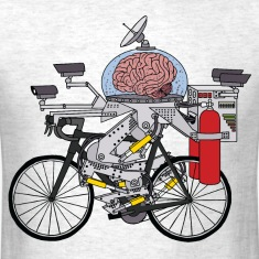Brain Bike, Cyclist of the year 3000 T-Shirts