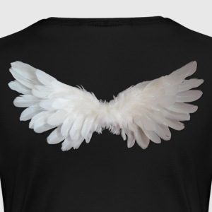 Angel's Wings - Women's Premium T-Shirt