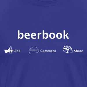 beerbook - Men's Premium T-Shirt