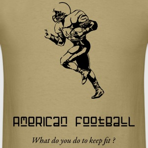 American football - Men's T-Shirt