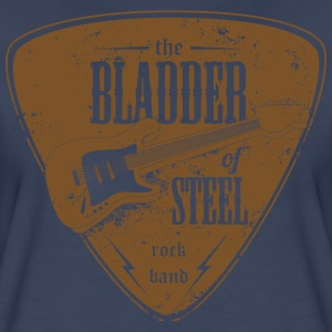 the bladder of steel - Women's Premium T-Shirt