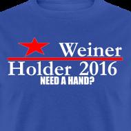 Design ~ Weiner/Holder 2016 in Blue