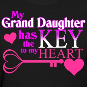 Granddaughter GrandMother - Women's T-Shirt