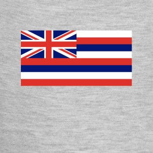 Hawaii State Flag - Baby Contrast One Piece