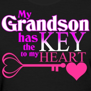 Grandson Love - Women's T-Shirt