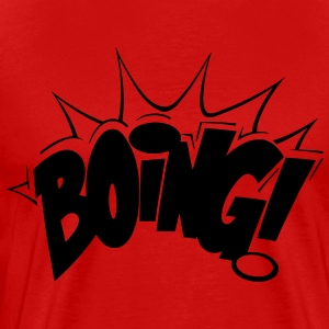 BOING Men Tshirt - Men's Premium T-Shirt
