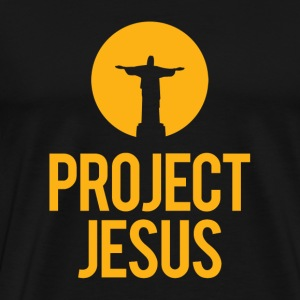 Project Jesus - Men's Premium T-Shirt