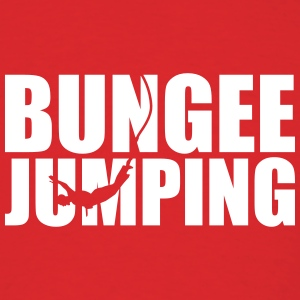 Bungee jumping T-Shirts - Men's T-Shirt