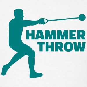 Hammer throw T-Shirts - Men's T-Shirt