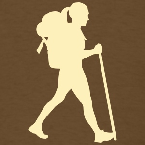 Hiking T-Shirts - Men's T-Shirt