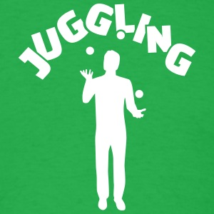 Juggling T-Shirts - Men's T-Shirt