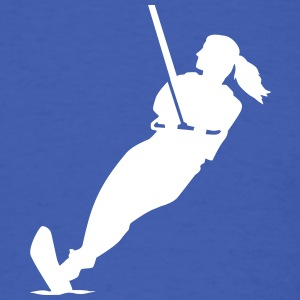 Water skiing T-Shirts - Men's T-Shirt