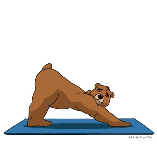 Oh So Yoga - Downward Dog