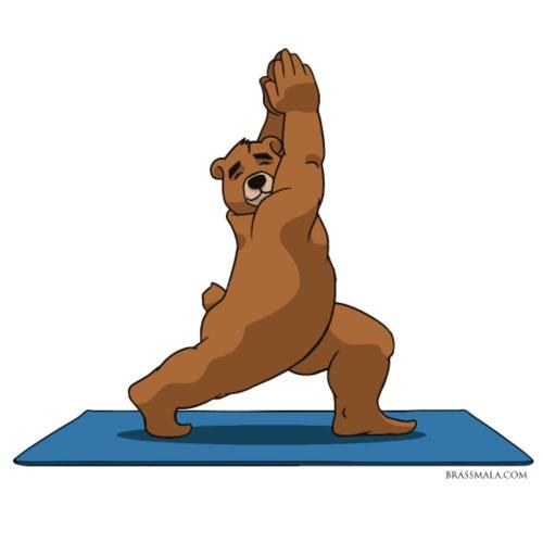 Oh So Yoga - Warrior I