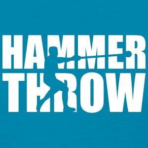 Hammer throw Women's T-Shirts - Women's T-Shirt