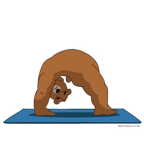 Oh So Yoga - Wheel