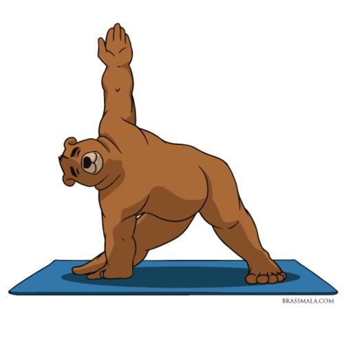 Oh So Yoga - Triangle