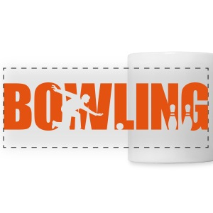 Bowling Mugs & Drinkware - Panoramic Mug