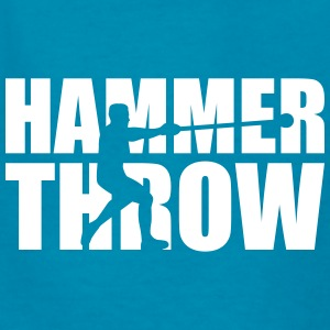 Hammer throw Kids' Shirts - Kids' T-Shirt
