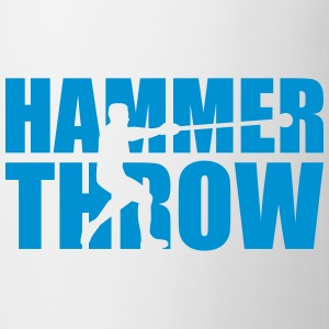 Hammer throw Mugs & Drinkware - Coffee/Tea Mug