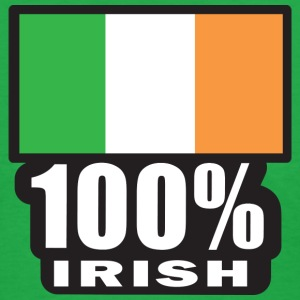 100%-IRISH Women's T-Shirts - Women's T-Shirt