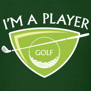I'm A Player - Men's T-Shirt