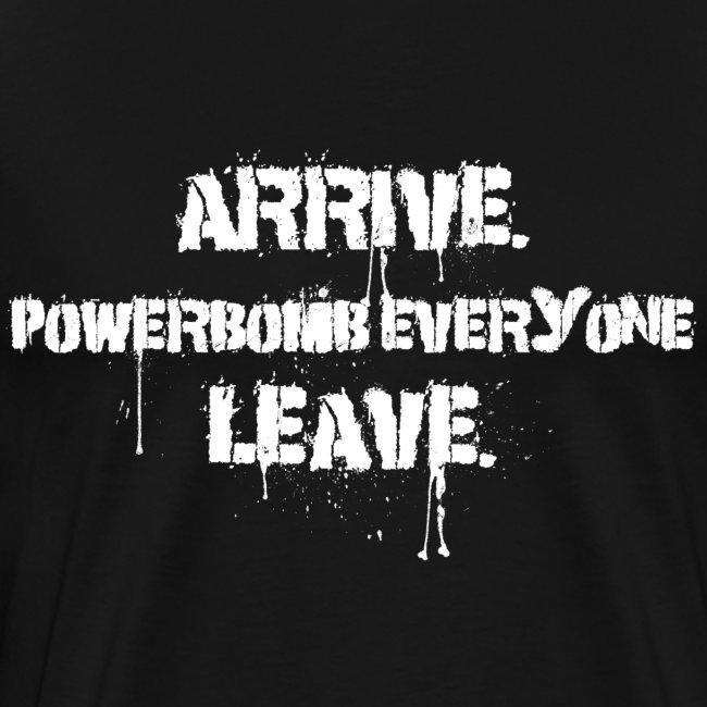 Arrive Powerbomb (Larger Sizes)