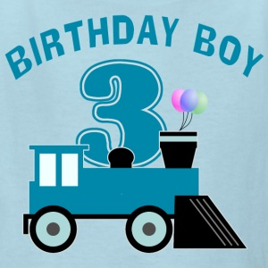 3rd Birthday Boy - Kids' T-Shirt