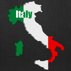 Italy map Bags & backpacks - Tote Bag