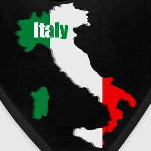 Italy map Caps - Bandana