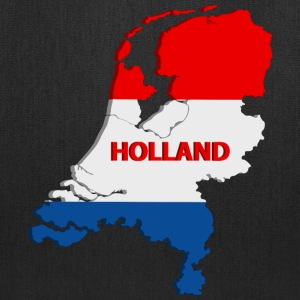 Holland map Bags & backpacks - Tote Bag