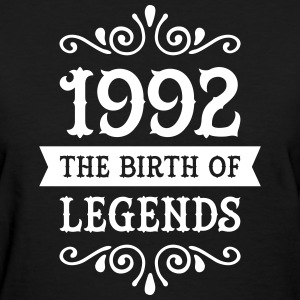 1992 - The Birth Of Legends Women's T-Shirts - Women's T-Shirt