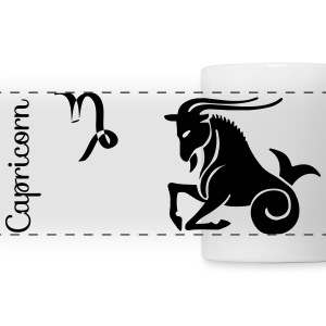 Capricorn - Panoramic Mug