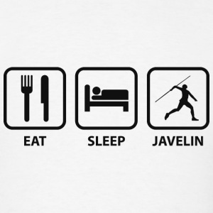 Eat Sleep Javelin - Men's T-Shirt