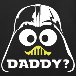 geek darth daddy Bags & backpacks - Eco-Friendly Cotton Tote