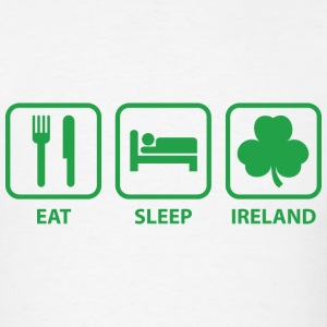 Eat Sleep Ireland - Men's T-Shirt