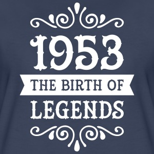 1953 - The Birth Of Legends Women's T-Shirts - Women's Premium T-Shirt