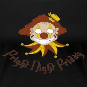 Fright Night Friday Women's T-Shirts - Women's Premium T-Shirt