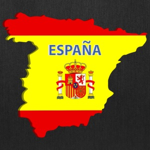 Spain map Bags & backpacks - Tote Bag