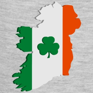 Ireland map Baby Bodysuits - Baby Contrast One Piece