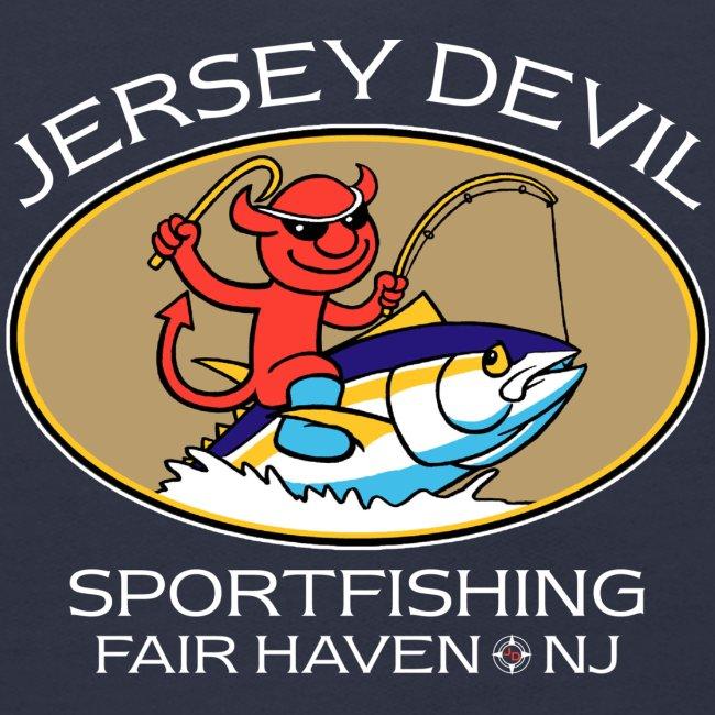 Jersey Devil Kid's Hoodie Navy: Tuna