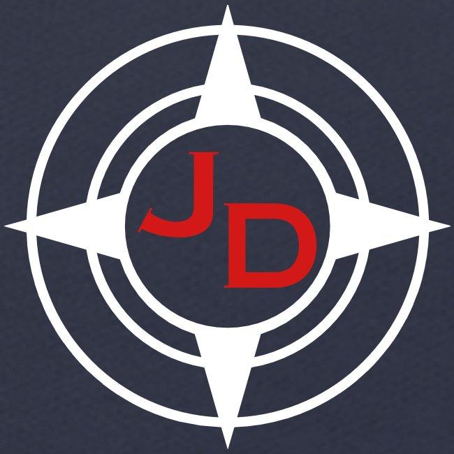 Jersey Devil Kid's Hoodie Navy: Striper
