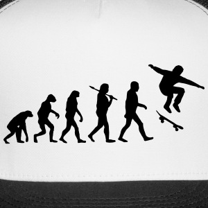 Skateboarding Evolution Sportswear - Trucker Cap